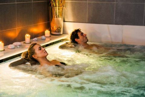 Bañera de Hidromasaje Relajante
