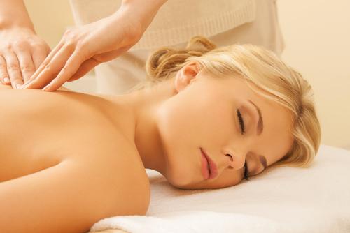Deep tissue massage 50'