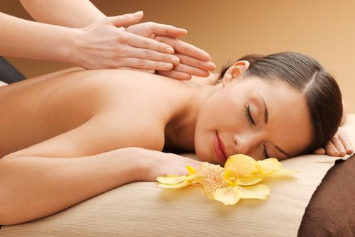 Deep tissue massage 80'
