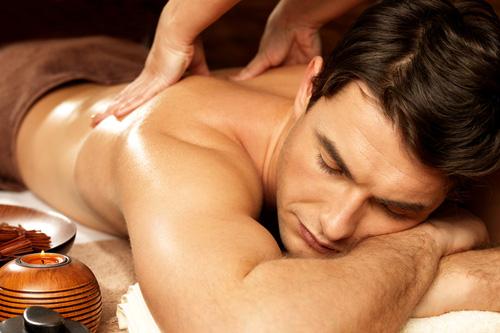 Deep tissue massage 80min.
