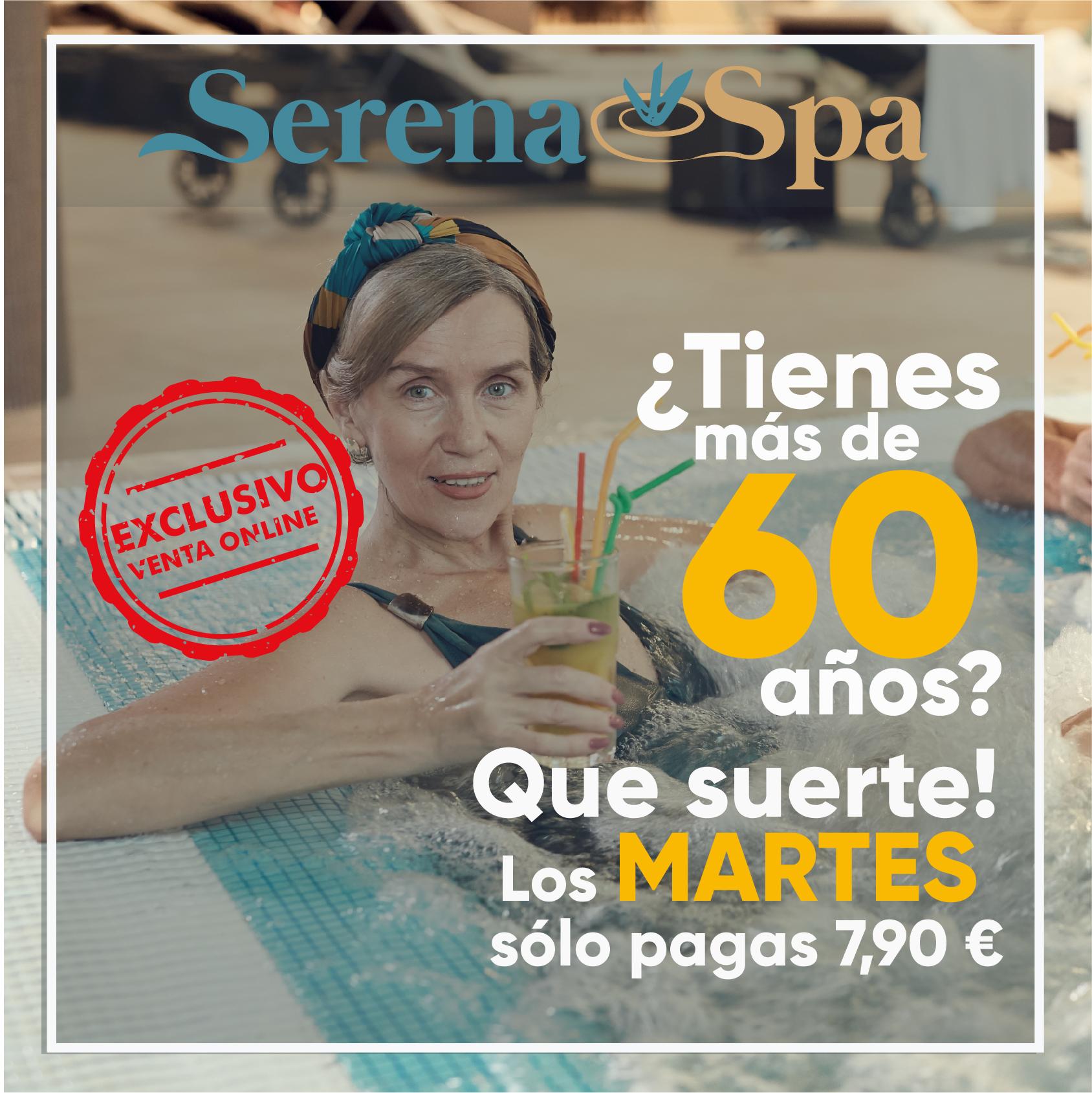 Martes Matinal - Senior 60' Exclusivo Web!